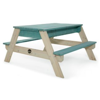 An Image of Plum Surfside Sand and Water Table - Teal