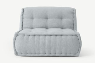 An Image of Sully Modular Floor Cushion, Glacier Grey