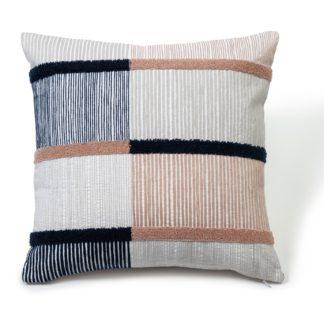 An Image of Habitat Soft Textured Skandi Cushion