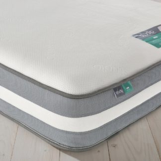 An Image of Silentnight Studio 2 Eco Mattress - Kingsize