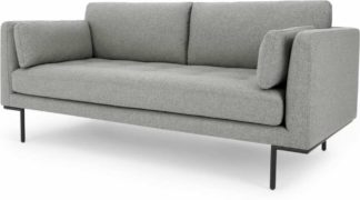 An Image of Harlow Large 2 Seater Sofa, Mountain Grey