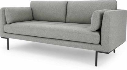 An Image of Harlow Large 2 Seater Sofa, Mountain Grey