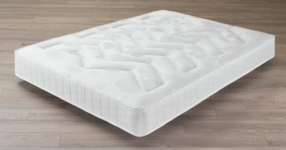 An Image of Argos Home Elmdon Open Coil Deep Ortho Small Double Mattress