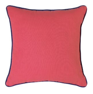 An Image of Habitat Scatter Cushion 2 Pack - Pink