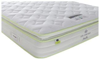 An Image of Eco Comfort Breathe 2000 Pillowtop Kingsize Mattress
