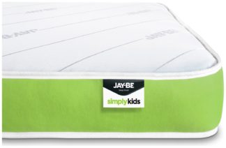 An Image of JAY-BE Open Coil Anti-Allergy Kids Single Mattress