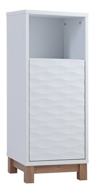 An Image of Argos Home Zander Single Unit - Two Tone