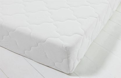 An Image of Argos Home Collect & Go Memory Foam Rolled S Double Mattress