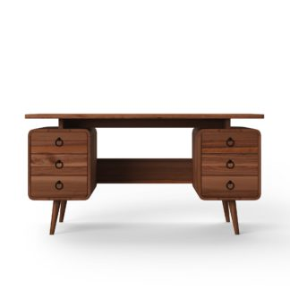 An Image of Somerset Desk Natural