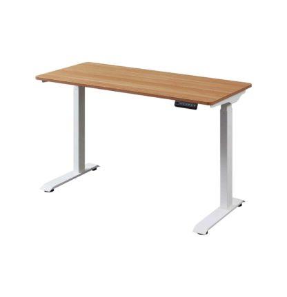 An Image of Koble Apollo Office Desk - Walnut