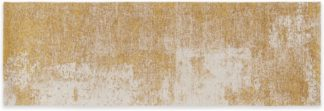 An Image of Genna Jacquard Runner 66 x 200 cm, Gold