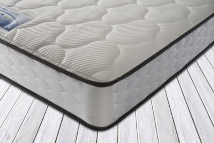 An Image of Sealy 1400 Pocket Sprung Micro Quilt Superking Mattress