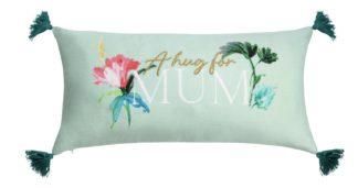 An Image of Argos Home Mum Cushion