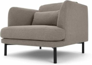An Image of Herman Armchair, Manhattan Grey