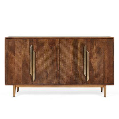 An Image of Anya Large Sideboard Brown
