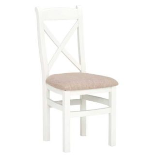 An Image of Althorp Cross Back Dining Chair