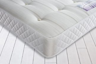 An Image of Sealy Posturepedic Sprung Firm Ortho Kingsize Mattress