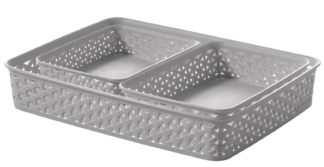 An Image of My Style A4/A5/A6 Tray Set - Grey
