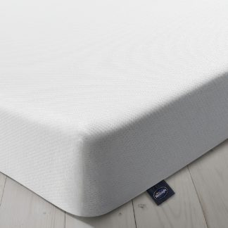 An Image of Silentnight Foam Rolled Double Mattress