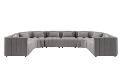 An Image of Essen Lounge Suite – Dove Grey