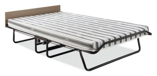An Image of Jay-Be Supreme Auto Folding Bed e-Fibre Mattress - Small Dbl