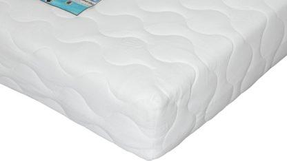 An Image of Argos Home Collect & Go Pocket Memory Foam Single Mattress