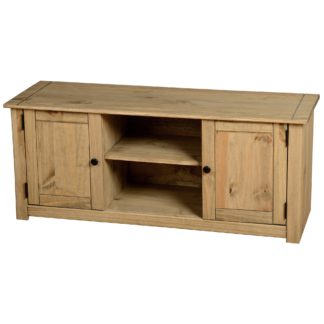 An Image of Panama TV Stand Brown