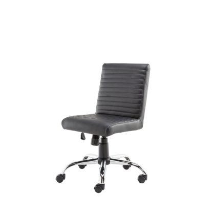 An Image of Lane Office Chair Black