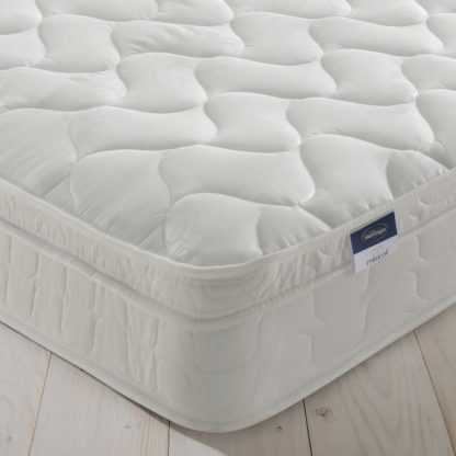 An Image of Silentnight Auckland Luxury Kingsize Mattress