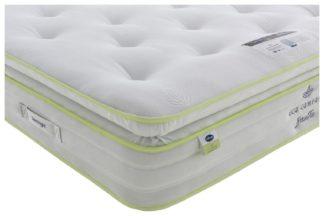 An Image of Silentnight Eco Comfort Breathe 2000 Pillowtop Double Matt