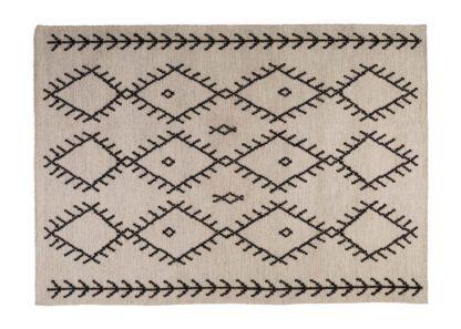 An Image of Linie Design Rometta Rug Ivory 170 x 240cm