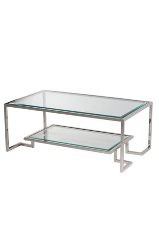 An Image of Anta Silver Coffee Table