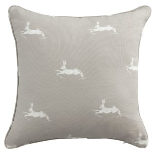 An Image of Argos Home Forest Dawn Hare Cushion