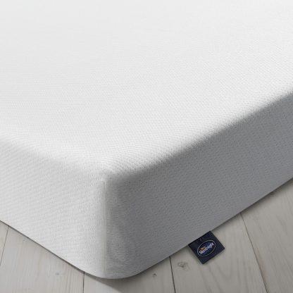 An Image of Silentnight Foam Rolled Single Mattress