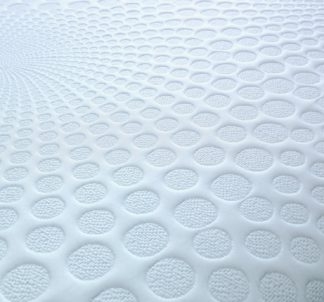An Image of Argos Home Hybrid 2400 Pocket Single Mattress