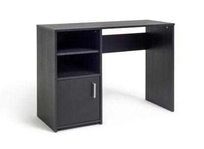 An Image of Habitat Lawson Office Desk - Black