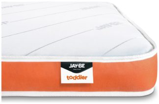 An Image of JAY-BE Open Coil Foam Free Toddler Mattress