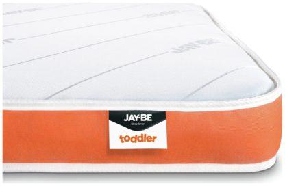 An Image of JAY-BE Open Coil Foam Free Toddler Mattress