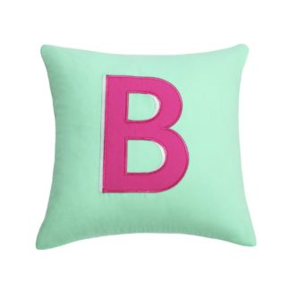 An Image of Argos Home Letter B Cushion