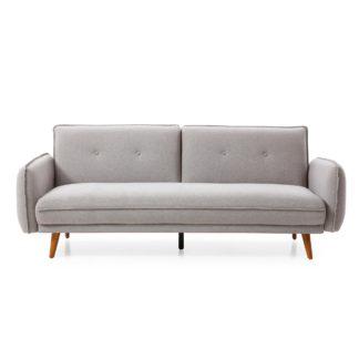 An Image of Coleman Sofa Bed Grey