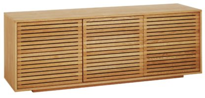 An Image of Habitat Max Low Sideboard