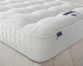 An Image of Silentnight 1400 Pocket Tufted Ortho Small Double Mattress