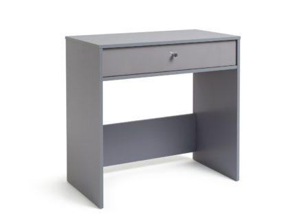 An Image of Habitat Compact Laptop Desk - Grey