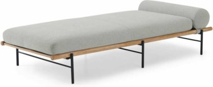An Image of Wilco Day Bed, Luna Grey Weave