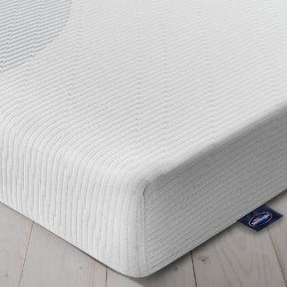 An Image of Silentnight Memory Foam Rolled Single Mattress