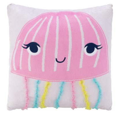 An Image of Argos Home Jellyfish Cushion