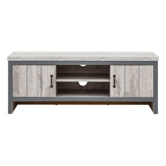 An Image of Boston TV Stand Grey