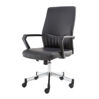 An Image of Brooklyn Office Chair Black