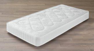 An Image of Argos Home Elmdon Sprung Comfort Rolled Single Mattress