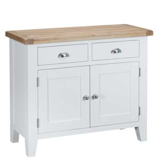 An Image of Althorp 2 Drawer 2 Door Sideboard